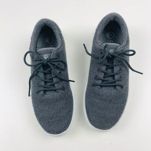 Giesswein Merino Wool Knit Sneakers women's 39
